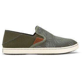 OluKai Pehuea Chaussures Femme, dusty olive/palm
